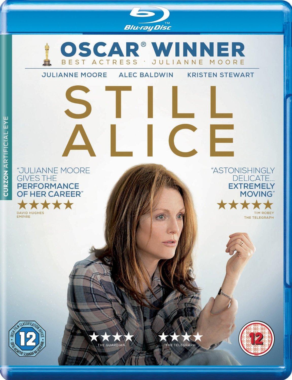 دانلود دوبله فارسی فیلم هنوز آلیس Still Alice 2014 با سانسور