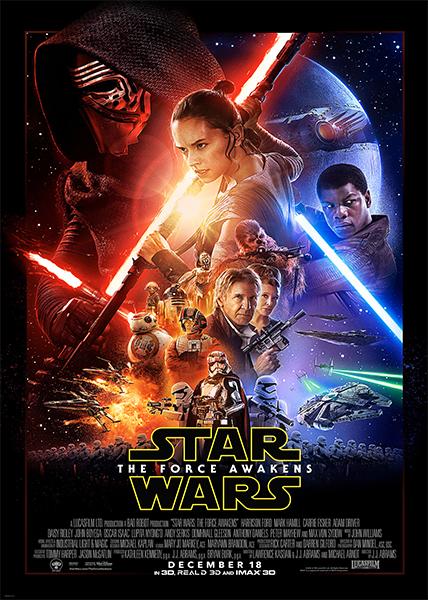 دانلود دوبله فارسی فیلم Star Wars The Force Awakens 2015 با سانسور