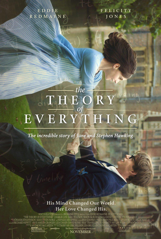 دانلود دوبله فارسی فیلم نظریه همهچیز – The Theory of Everything 2014