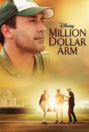دانلود دوبله فارسی فیلم بازوی میلیون دلاری Million Dollar Arm 2014 با سانسور اختصاصی
