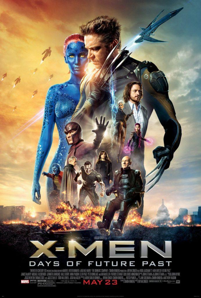 دانلود دوبله فارسی فیلم مردان ایکس – X-Men: Days of Future Past 2014