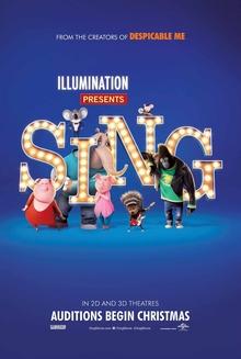 دانلود انیمیشن Sing 2016 با لینک مستقیم