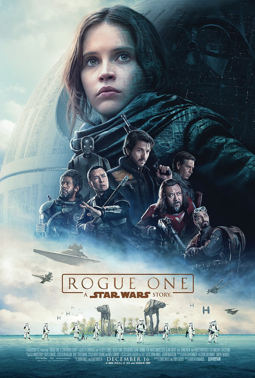 دانلود فیلم Rogue One A Star Wars Story 2016 با لینک مستقیم