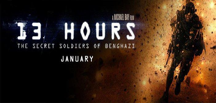 دانلود رایگان دوبله فارسی فیلم 13 Hours 2016 با لینک مستقیم