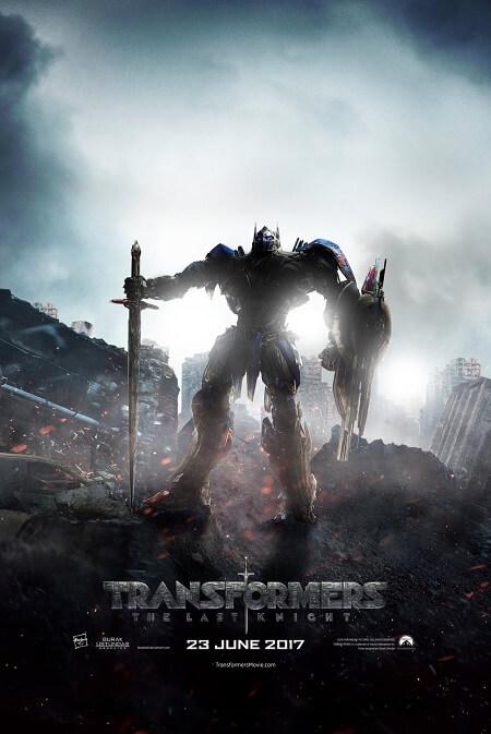 دانلود دوبله فارسی فیلم تبدیل شوندگان 5 2017 Transformers 5 The Last Knight با لینک مستقیم
