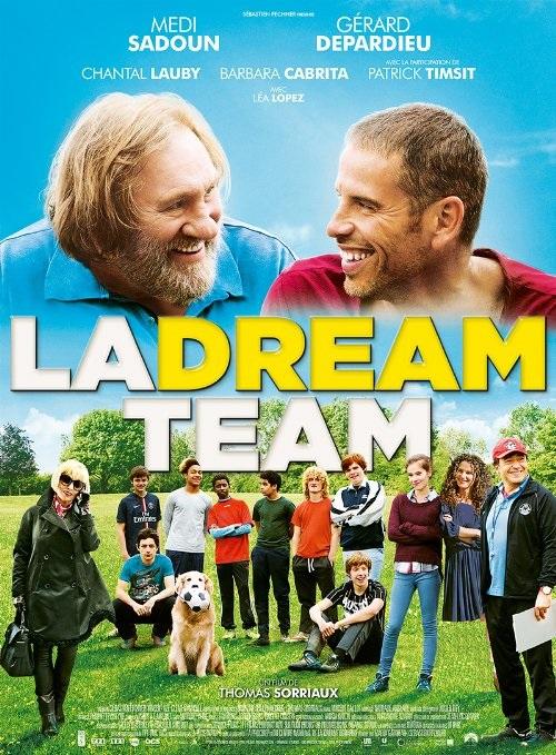 دانلود دوبله فارسی فیلم تیم رویایی La Dream Team 2016