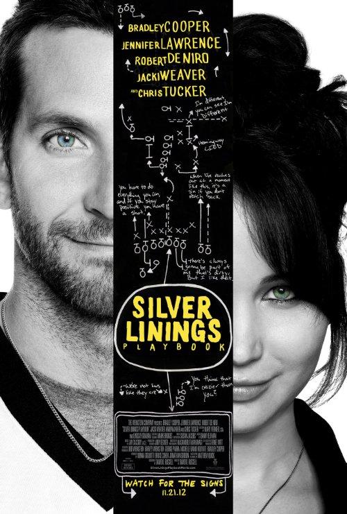 دانلود دوبله فارسی فیلم دفترچه امیدبخش Silver Linings Playbook 2012