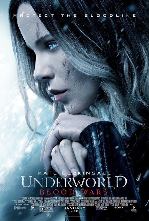 دانلود دوبله فارسی فیلم Underworld: Blood Wars 2016 با لینک مستقیم