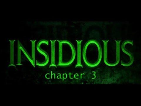دوبله فارسی Insidious Chapter 3 2015