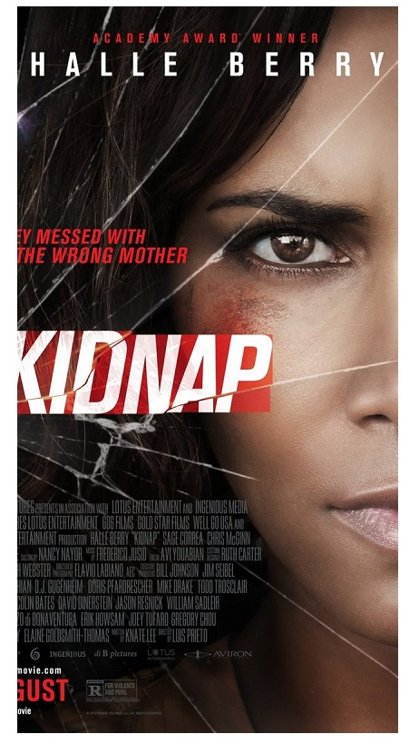 دانلود دوبله فارسی فیلم گروگانگیر Kidnap 2017 سانسور شده