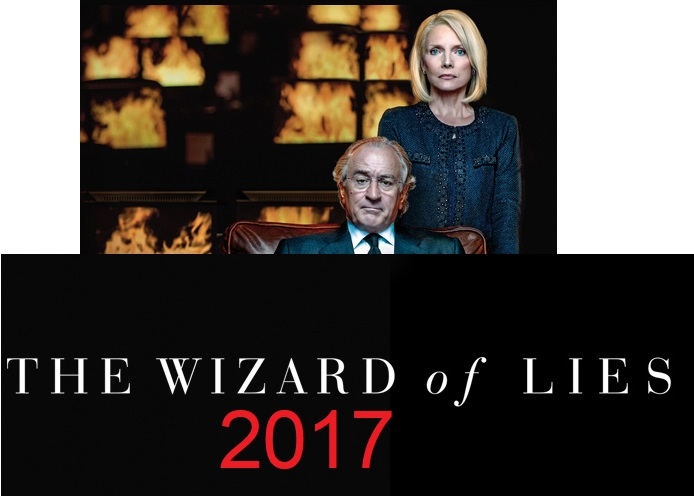 دانلود دوبله فارسی فیلم جادوی دروغها The Wizard Of Lies 2017 سانسور شده