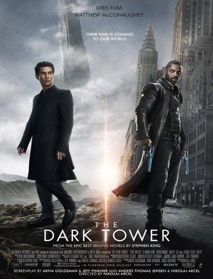 دانلود فیلم برج تاریک The Dark Tower 2017 با لینک مستقیم